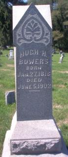 Hugh H Bowers