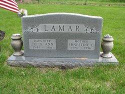 Julia Ann Lamar