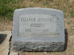 Eleanor <I>Harrison</I> Aydlett