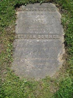 Bethiah <I>Brigham</I> Downer