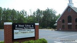 Mount Calvary Missionary Baptist Church Cemetery