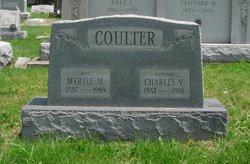 Myrtle <I>Boyd</I> Coulter