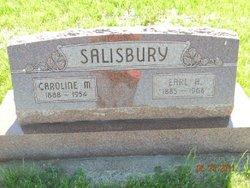 Caroline Mary <I>Harm</I> Salisbury