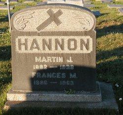 Martin J. Hannon