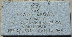 Frank Zagar
