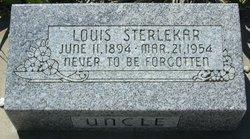 """Louis """"Louie"""" Sterlekar"""