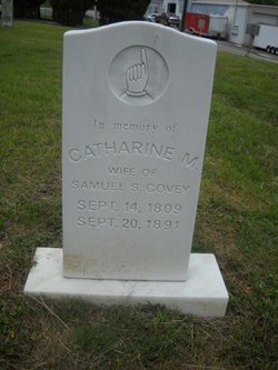 Catherine M. <I>Coleman</I> Covey
