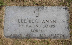 Lee Buchanan