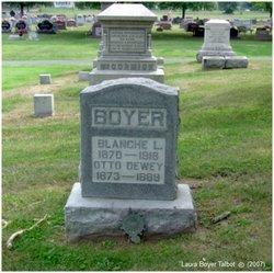 Blanche L Boyer