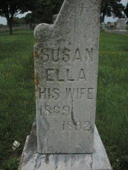 Susan Ella <I>Young</I> Applegate