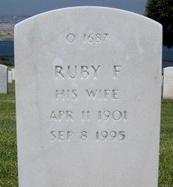Ruby F Durst