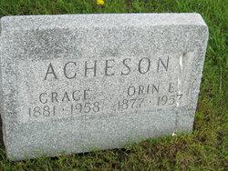 Grace <I>Henning</I> Acheson
