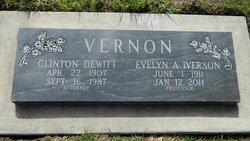 Clinton DeWitt Vernon