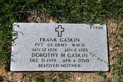 Frank Gaskin