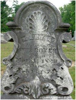 Mary Ann <I>Miller</I> Boyer