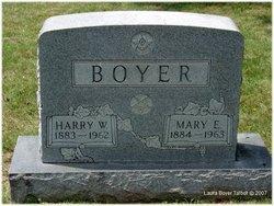 "Mary Elizabeth ""Lizzie"" <I>Shehan</I> Boyer"