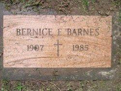 Bernice <I>Noonan</I> Barnes