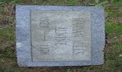 Marian <I>Mills</I> Alwine