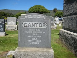 Irene May Cantor