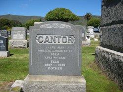 Ella Cantor