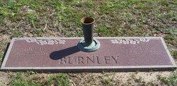 Mary <I>Palmer</I> Burnley