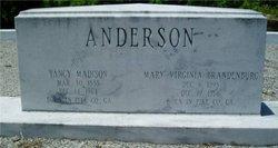 Yancy Madison Anderson