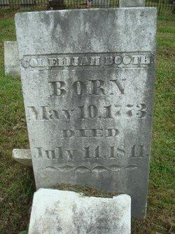 Col Elijah Booth