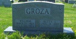 Betty Lucille <I>Briggs</I> Groza