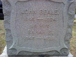 Sarah E Beale