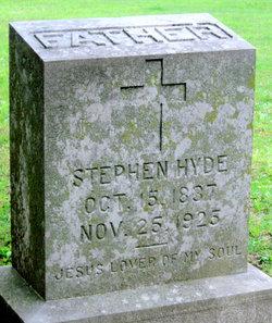 Stephen Hyde Sr.