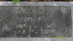 Tom Ella Anthony