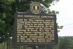 Old Greenville Cemetery