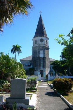 Saint Matthews Anglican Episcopal Church Cemetery