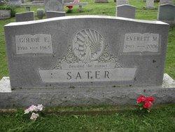 Everett Martin Sater