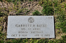Garrett R Bates