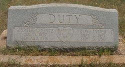 Myrtle <I>Counts</I> Duty