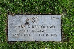 Mark D Bertolasio