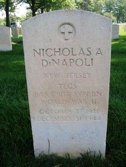 Nicholas A Di Napoli