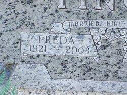 Freda <I>Kienzle</I> Finck