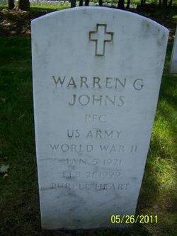Warren Glover Johns