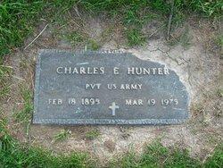 Charles E Hunter
