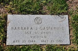 Barbara J Gasparine