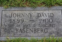 Johnny David Basenberg