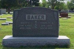 Mary Etta Frances <I>Sells</I> Baker