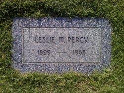 Leslie Merton Percy