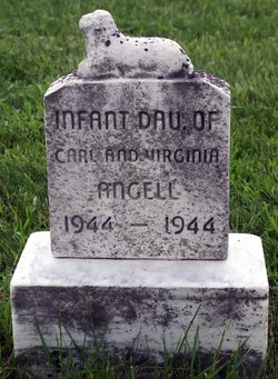 Infant Daughter Angell