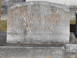 Nannie E <I>Moore</I> Edenfield