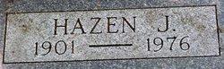 Hazen J. Hatch