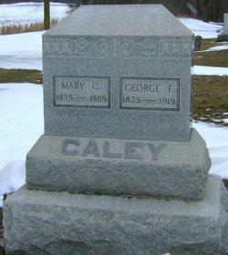 Mary C. <I>McBride</I> Caley