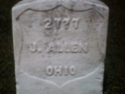 Pvt James Q. Allen